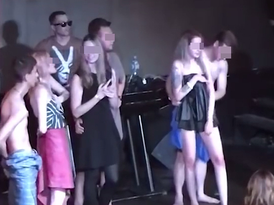 Вечеринка голых студентов в Тюмени стала кошмаром педагогов