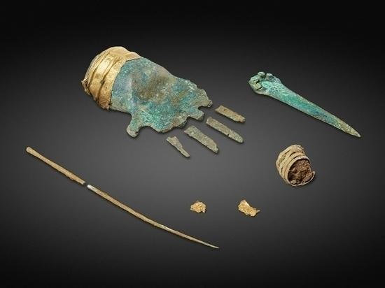 Загадочную руку возрастом 3500 лет обнаружили в Швейцарии