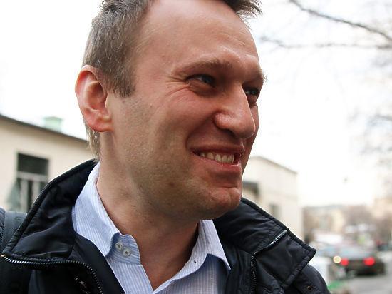 Алексей Навальный освобожден из-под ареста