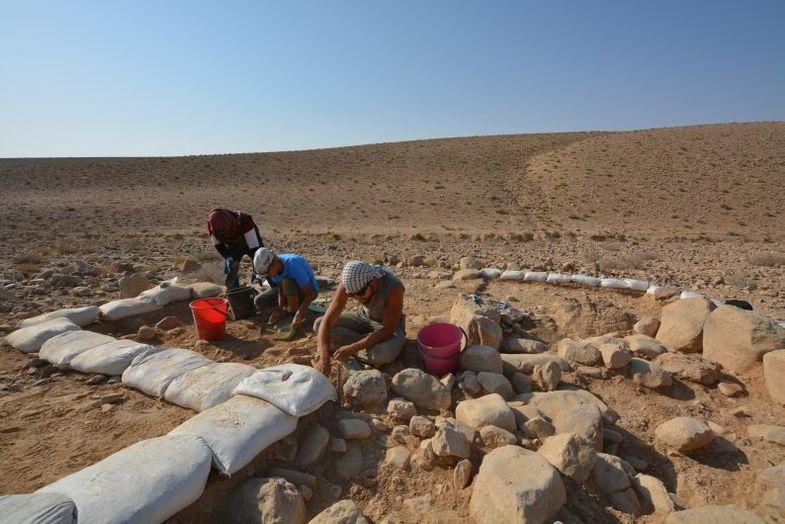 В Иордании обнаружено «самое восточное» поселение позднего неолита