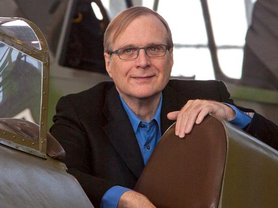 Умер «отец» Microsoft Пол Аллен