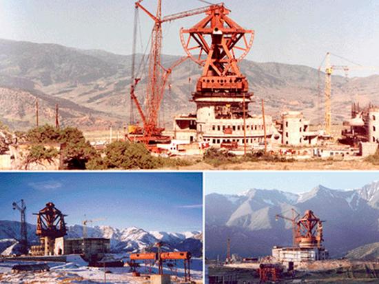Президент РАН: «В Узбекистане появится самый мощный радиотелескоп миллиметрового диапазона»