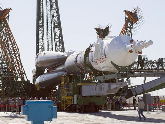 В «Роскосмосе» определили причину аварии на «Союзе»