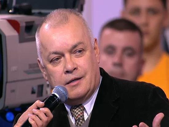 Киселев предложил сузить свободу слова в России