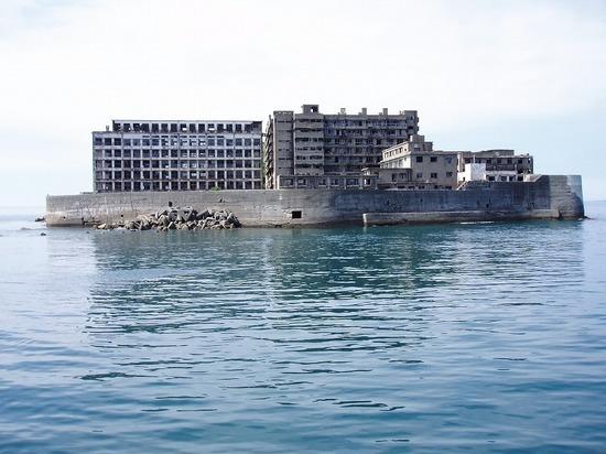 Хашима: как густонаселенный остров превратился в «корабль-призрак»