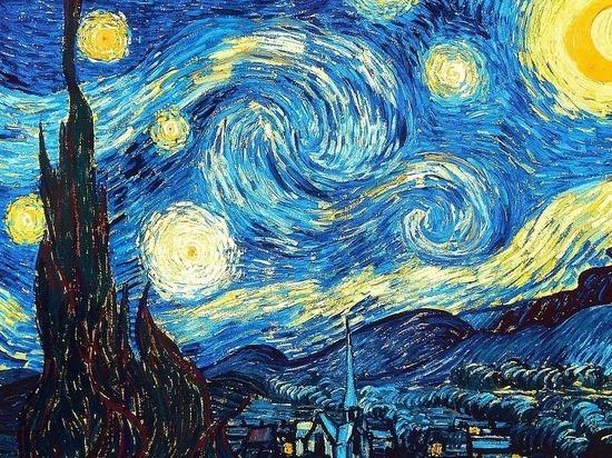 Иллюзия «ожившей» картины Ван Гога заворожила пользователей интернета